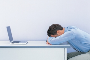 Computer-headache